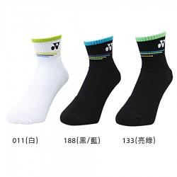 【YONEX】17101抗菌極厚低筒男襪(三款)