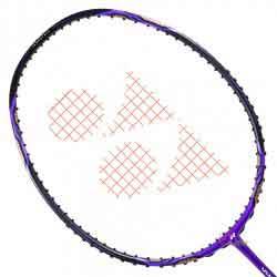 【YONEX】VOLTRIC 7DG紫新色重頭35高磅強力扣殺3U羽球拍
