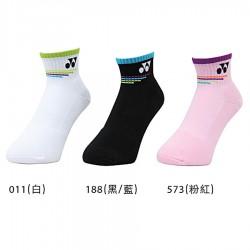 【YONEX】27101抗菌極厚低筒女襪(三款)