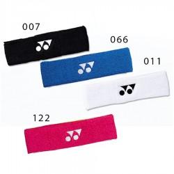 【YONEX】AC258品牌毛巾布運動頭巾(四色)