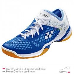 【YONEX】SHB03ZL伸縮鞋口最新無鞋舌設計女款羽球鞋