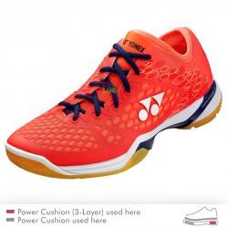 【YONEX】SHB03ZM伸縮鞋口最新無鞋舌設計羽球鞋