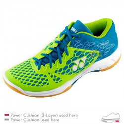 【YONEX】SHB03新一代設計鞋面提升穩定性和包覆感羽球鞋
