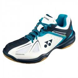 【YONEX】POWER CUSHION 35 JUNIOR白藍 兒童羽球鞋(零碼)