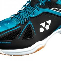 【YONEX】POWER CUSHION 35黑藍 羽球鞋(零碼)