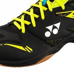 【YONEX】SHB55藍低筒舒適輕量減振羽球鞋
