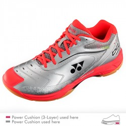 【YONEX】SHB65包覆穩定輕量減振羽球鞋
