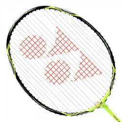 【YONEX】VOLTRIC 7DG頭重35高磅強力扣殺3U羽球拍(白色)