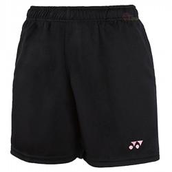 【YONEX】22538TR黑女款吸濕排汗專業羽球短褲