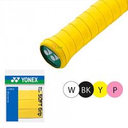 【YONEX】AC136-3EX三條裝柔軟厚度適中握把皮(0.8mm)