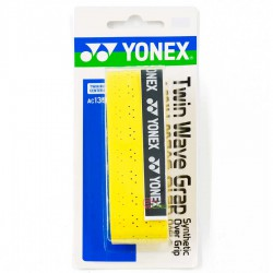 【YONEX】AC139EX雙龍骨Q彈超吸汗握把皮(0.65~2.65mm)