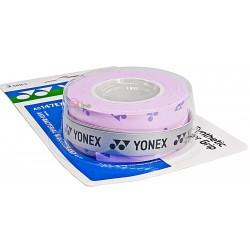 【YONEX】AC147EX三條裝品牌logo壓紋清晰手感握把皮(薄0.6mm)