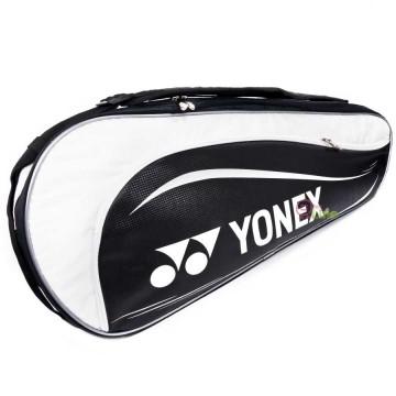 【YONEX】BAG13018TR白3支裝單肩側背羽拍包