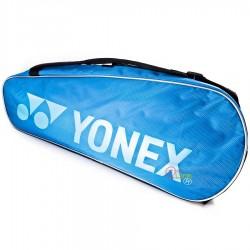 【YONEX】BAG13018TR藍3支裝單肩側背羽拍包