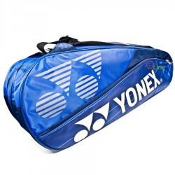 【YONEX】BAG16018TR藍防熱保護6支裝雙肩羽拍包