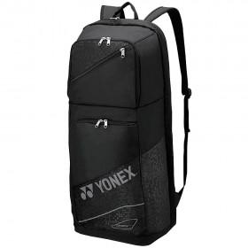 【YONEX】BAG4922EX黑雙肩後背專屬置鞋層長型羽拍包