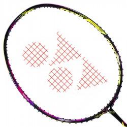 【YONEX】DUORA 10LT粉黃 4U雙刃輕量正手攻擊反手極速羽球拍