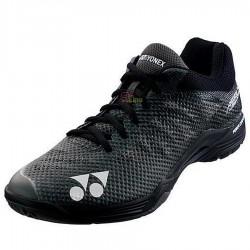 【YONEX】SHBA3MEX黑 透氣升級輕量耐磨鞋面新款羽球鞋(男款)