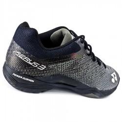【YONEX】POWER CUSHION A3黑 男款選手級羽球鞋