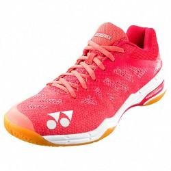 【YONEX】SHBA3REX玫紅 透氣升級輕量耐磨鞋面專業級羽球鞋