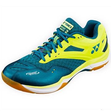 【YONEX】SHBCFA2EX藍低筒輕量絕佳減震羽球鞋