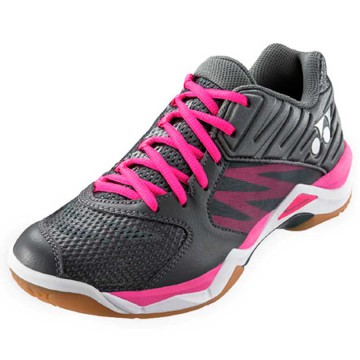 【YONEX】POWER CUSHION COMFORT Z灰比賽級羽球鞋(女款)
