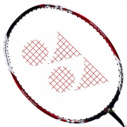 【YONEX】VOLTRIC 20DG紅黑 3U頭重耐35磅強力扣殺羽球拍