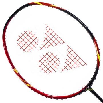 【YONEX】ASTROX 9黑紅新拍框大甜蜜點4U硬中管攻擊羽球拍