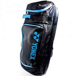 【YONEX】BAG8822EX002藍黑長型雙肩後背羽拍包
