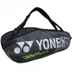 【YONEX】BAG9826EX黑藍7支裝雙肩羽拍包