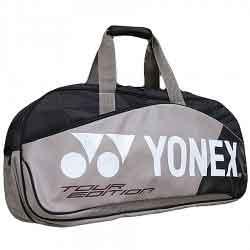【YONEX】BAG9831WEX白金矩形手提側背拍包