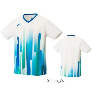 【YONEX】10285EX-001白 中華台北國家隊服男款