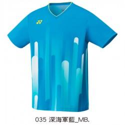 【YONEX】10285EX-035深海軍藍 中華台北國家隊服男款