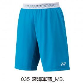 【YONEX】15075EX-035深海軍藍 中華台北國家隊服男款短褲