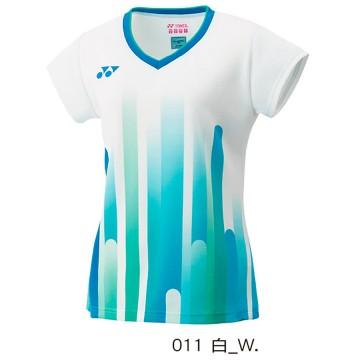 【YONEX】20465EX-001白 中華台北國家隊服女款