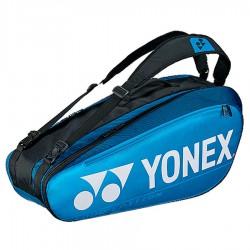 【YONEX】BA92026EX深藍 防熱保護6支裝雙肩羽拍包