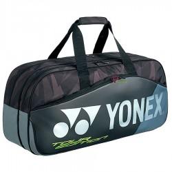 【YONEX】BAG9831WEX黑 矩形手提側背拍包