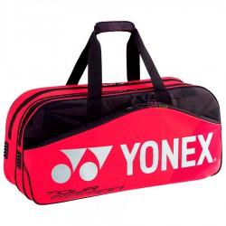 【YONEX】BAG9831WEX火焰紅 矩型手提側背拍包