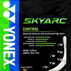 【YONEX】SKY ARC反彈減震控球耐用羽拍線(0.69mm)