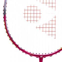 【YONEX】DUORA 9紫紅 4U正手強力扣殺反手急速回擊羽球拍