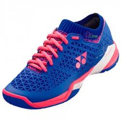 【YONEX】POWER CUSHION ELSZ藍莓 女款選手級羽球鞋