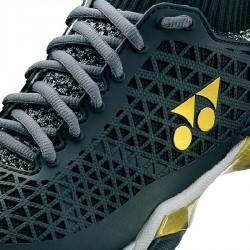 【YONEX】POWER CUSHION ELSZ黑金 男款選手級羽球鞋