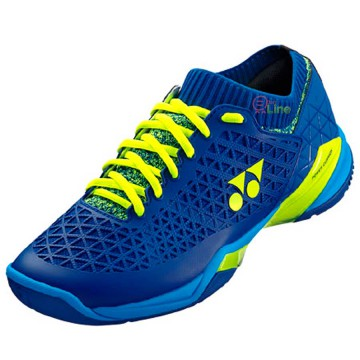 【YONEX】POWER CUSHION ECLIPSION Z WIDE藍黃 寬楦羽球鞋