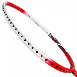 【YONEX】NANOFLARE 270 SPEED白紅 5U高彈高揮速靈活自如羽球拍