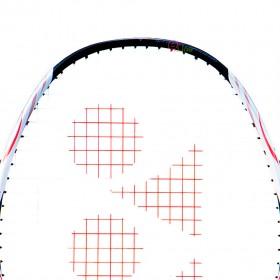 【YONEX】NANORAY 200AERO紅 彈力中管耐高磅4U快速回擊羽球拍
