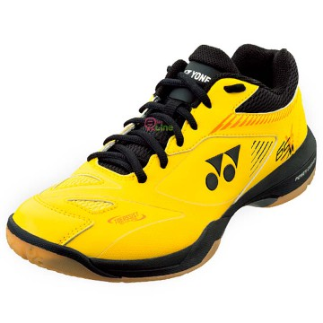 【YONEX】POWER CUSHION 65 X2 MEN黃男款羽球鞋