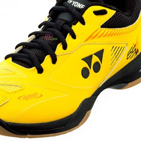 【YONEX】POWER CUSHION 65 X2 MEN黃男款羽球鞋