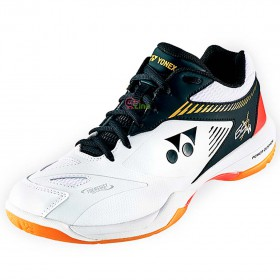 【YONEX】POWER CUSHION 65 X2 WIDE白黑寬楦羽球鞋