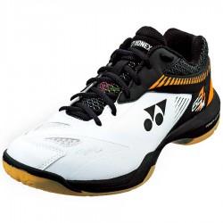 【YONEX】POWER CUSHION 65 Z2 MEN白橘男款羽球鞋