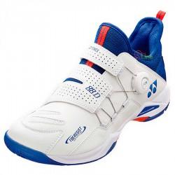 【YONEX】POWER CUSHION 88 DIAL白藍 快速綁帶轉轉羽球鞋(男女款)